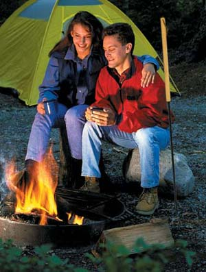 Guide to a Romantic RV Weekend