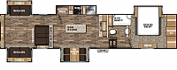 2019 FOREST RIVER CHAPARRAL 381RD