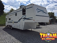 1998 FLEETWOOD SAVANNAH 31-5E
