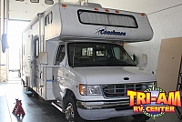 2002 FOREST RIVER CATALINA 285QS