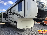 2016 FOREST RIVER CEDAR CREEK 38EL Rear Living Fifth Wheel