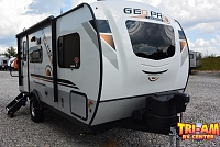 2020 FOREST RIVER GEO PRO 19FBS ultra lite travel trailer