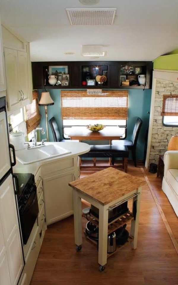 "Make yourself ""Home"" in your RV"