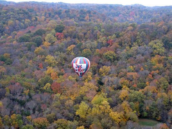 The Best Places for Fall Colors in Tennessee