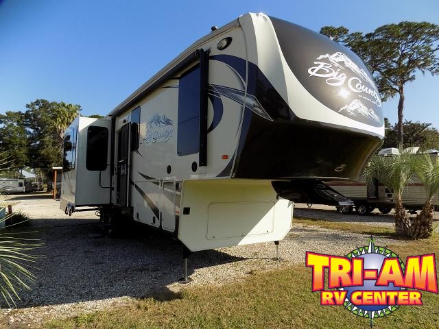 2014 HEARTLAND BIG COUNTRY 3070RE