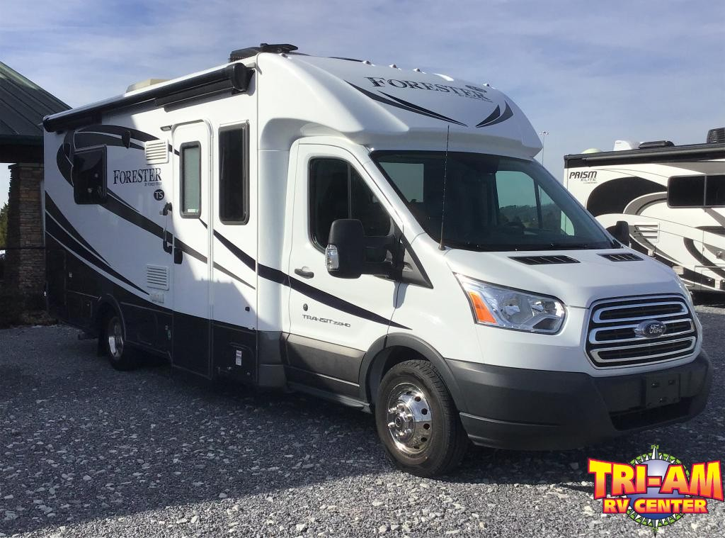2017 FOREST RIVER FORESTER 2391TS