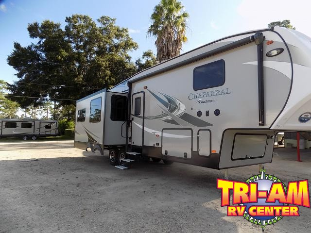 2019 FOREST RIVER CHAPARRAL 336TSIK