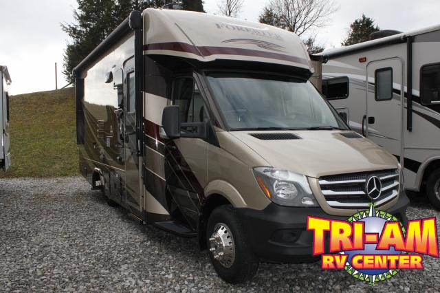 2019 FOREST RIVER FORESTER 2401WSD