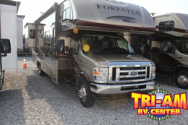 2019 FOREST RIVER FORESTER 3011DSF