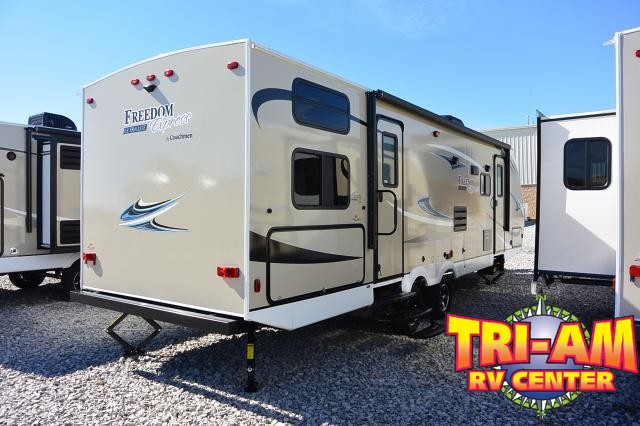 2019 FOREST RIVER FREEDOM EXPRESS 287BHDS