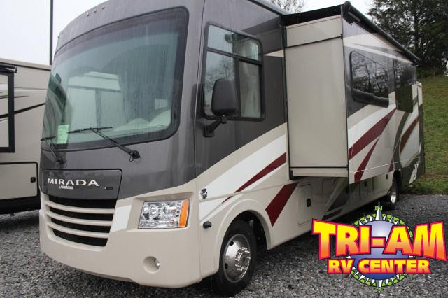 2019 FOREST RIVER MIRADA 35BH