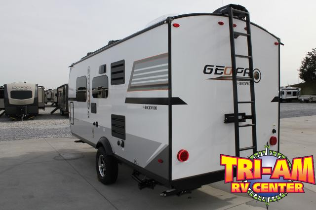 2019 FOREST RIVER ROCKWOOD GEO 19FD