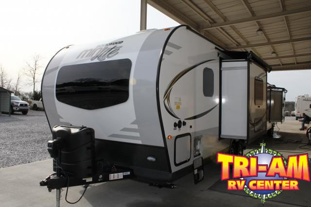 2019 FOREST RIVER ROCKWOOD MINI 2109S