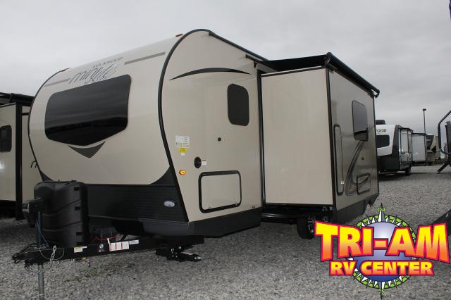 2019 FOREST RIVER ROCKWOOD MINI 2507S