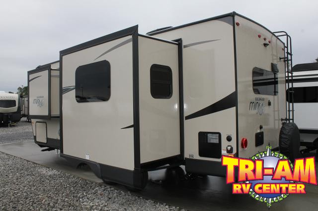 2019 FOREST RIVER ROCKWOOD MINI 2512SB