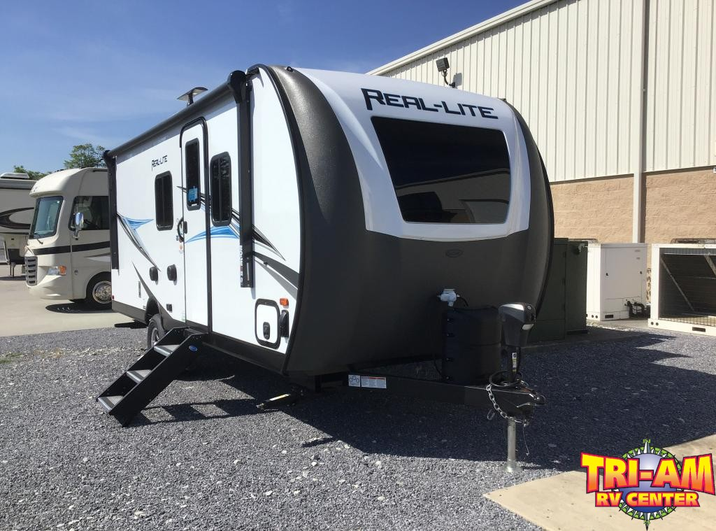 2021 FOREST RIVER REAL-LITE 189