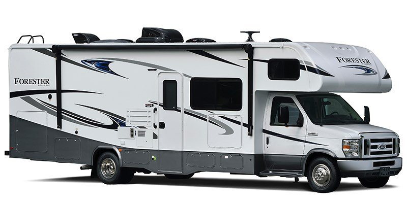2018 Forest River Forester 2501TS