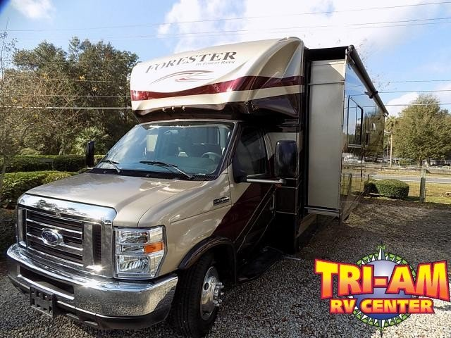 2018 Forest River Forester 3051S