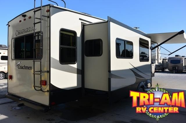 2018 Forest River Chaparral 336TSIK