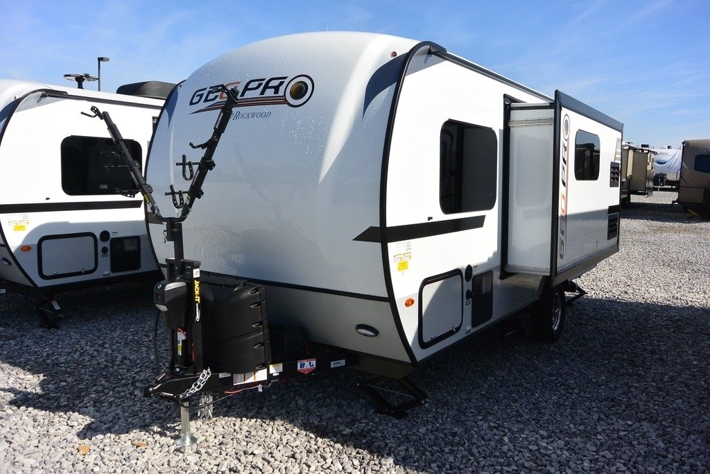 2018 Forest River Rockwood Geo 17RK