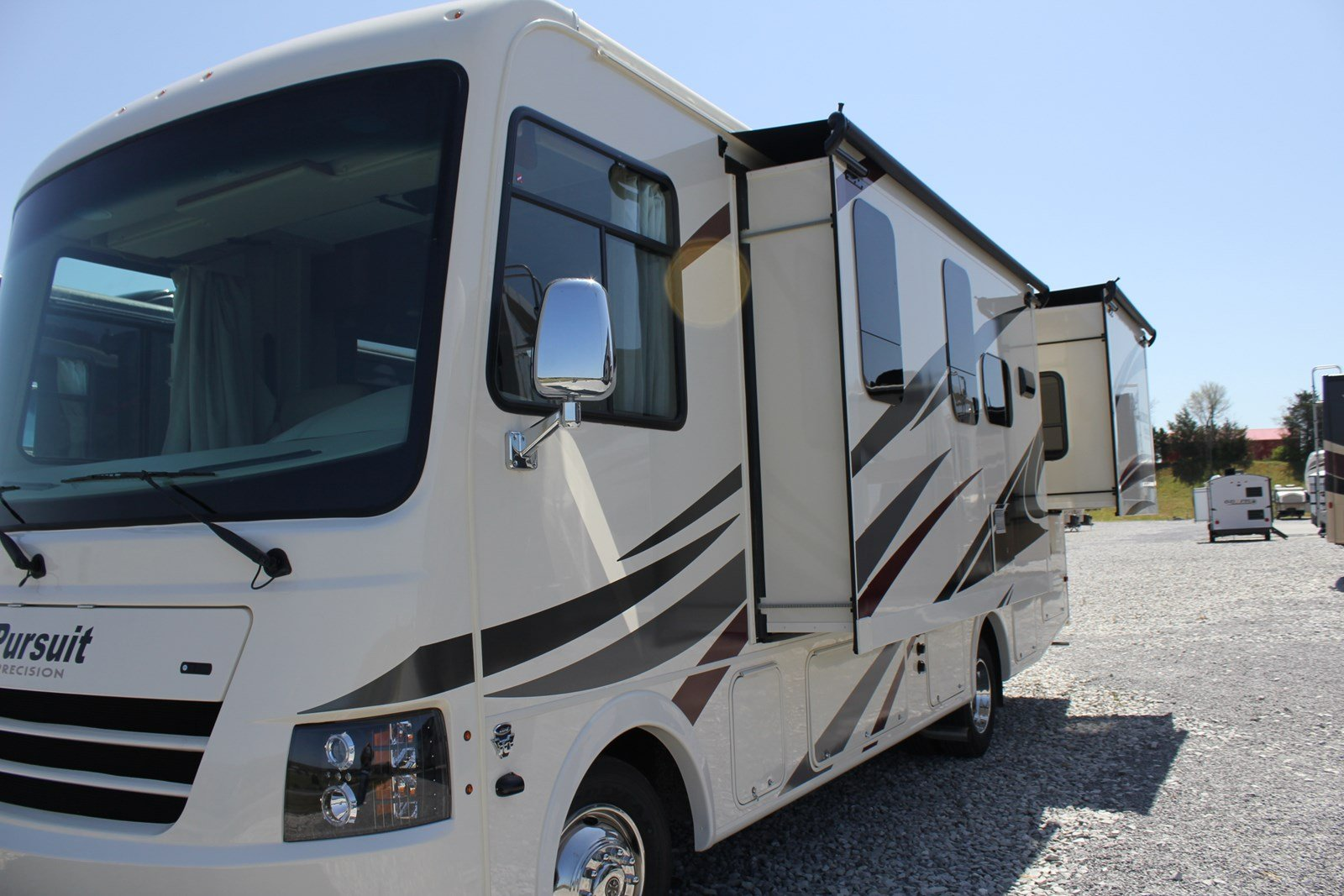 2019 Forest River Pursuit 27DS
