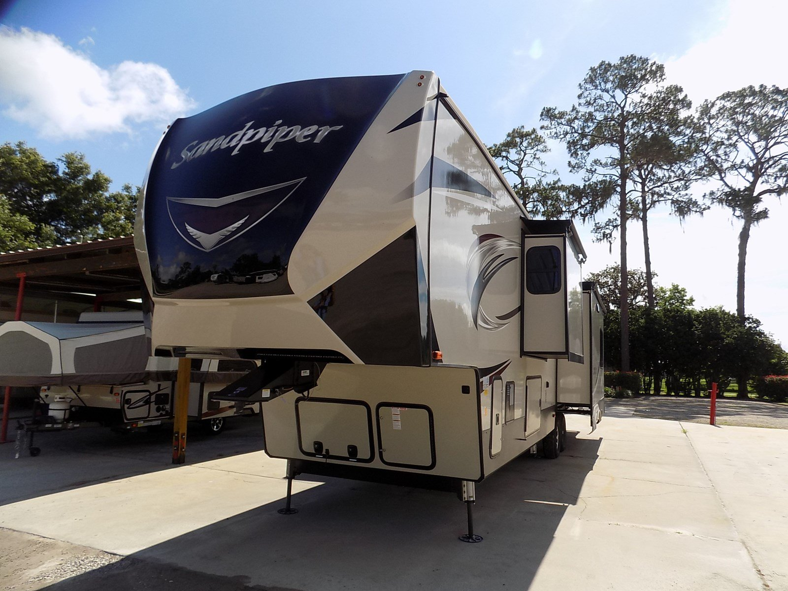 2019 Forest River Sandpiper 378FB